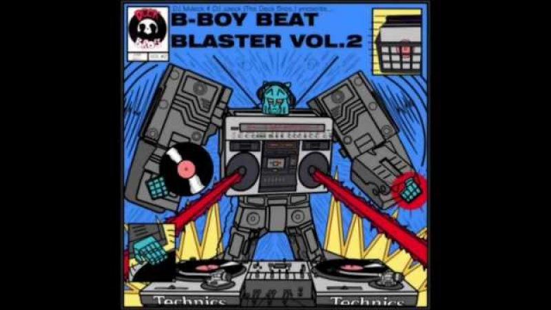 DJ Mdeck - Bboy Beat Blaster Vol.2 (Deck Bros.) Snippet