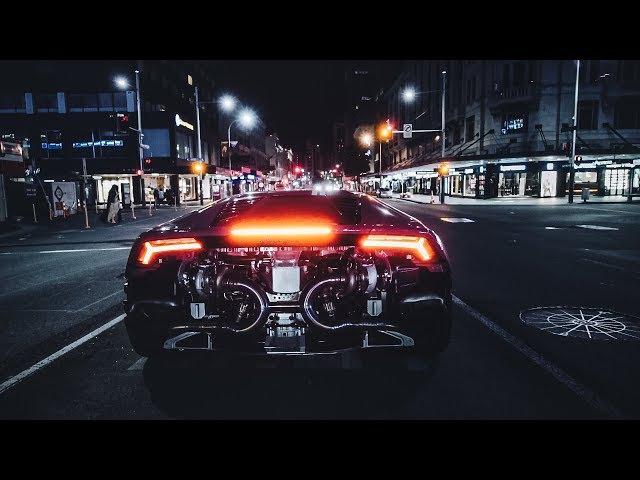 Mental 1000HP Twin Turbo Lamborghini Huracan Avio vs the Police