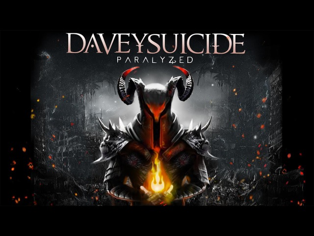 Davey Suicide Paralyzed feat. William Control [Official Audio]