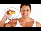 HOW EATING JUNK FOOD AND LOSING WEIGHT WORKS