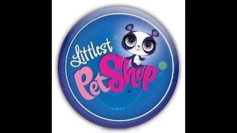 Распоковка и обзор на набор Littlest Pet Shop