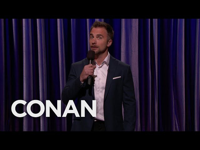 D.J. Demers Stand-Up 07/13/17 - CONAN on TBS