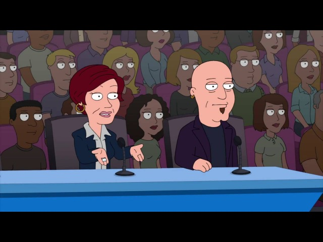 Family Guy - Peter at America's Got Talent