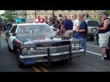 (HD) 2010 POLICE WEEK PARADE - Old Cars