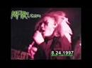 Coreys first show Live at the Safari Club 08 24 97