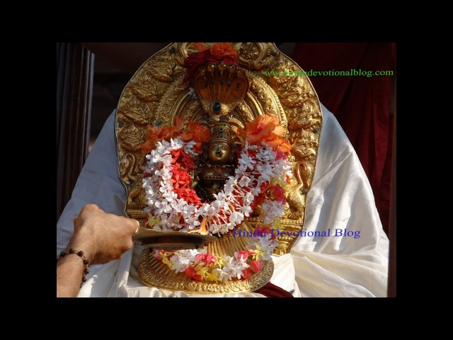 Devi darshan - Kollur Mookambika - the Maa Shakthi of Adi Sankaracharya