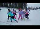 Malanka Finland Snow Rugby 2018