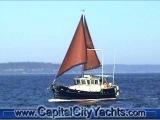 ЯХТА ТРАУЛЕРНОГО ТИПА (Seahorse Marine Diesel Duck by Capital City Yacht Sales #1)