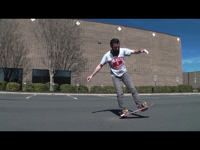 Freestyle Skateboarding Quarter One 2018