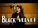 Alannah Myles - Black Velvet - cover - Sara Loera - Ken Tamplin Vocal Academy