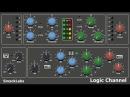 Smacklabs - Logic Channel [WiN] [x86] [Free] :: Бесплатная канальная панель (Channel Strip)