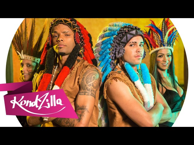 MC Zaac e Jerry Smith - Tribo das Danadas (KondZilla)