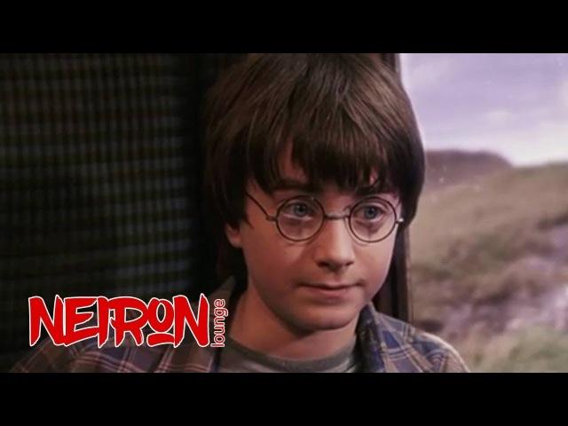 Знакомство Гарри Поттера с Роном и Гермионой Гарри Поттер и филосовский камень - 2001