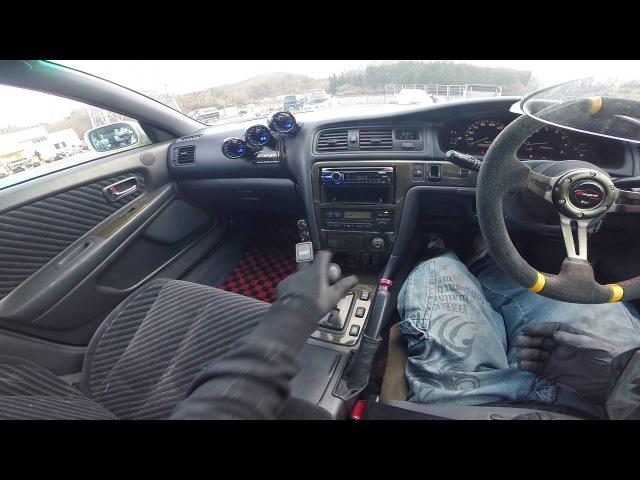 GOPR0 Nikko Circuit JZX100 A/T Drifting