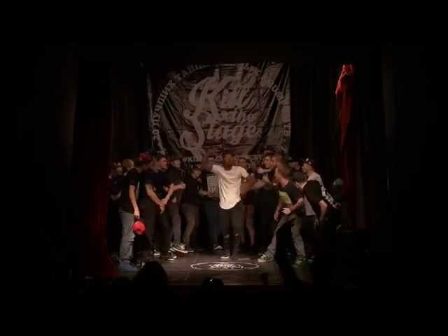 Spartan aka Lil Tight Eyez Rounds 1, 2, 3 @ Kill The Stage 2015