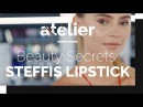 Beauty Secrets mit Stefanie Giesinger: Making-of Steffis eigener Lippenstift