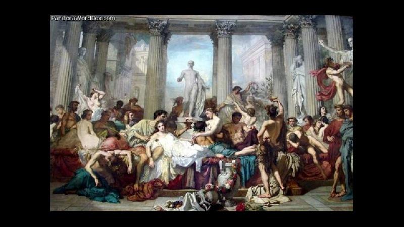 La caduta dell'Impero romano d'Occidente ULISSE