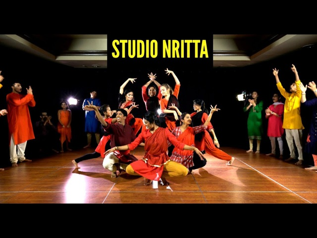 Studio Nritta Bharatanatyam Dance Off Best of Indian Classical Dance