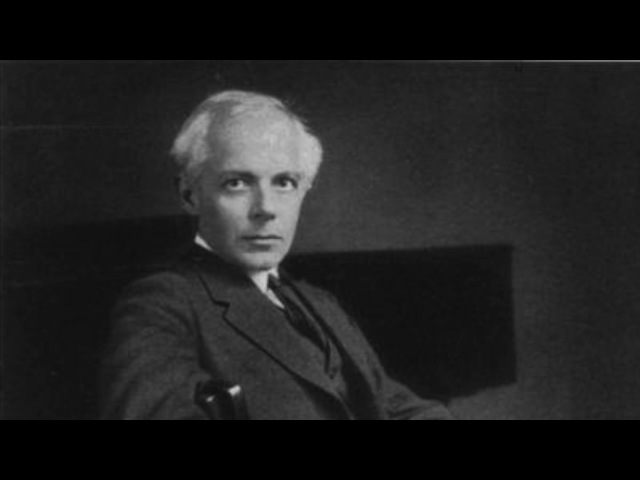 Bela Bartok Music for Strings Percussion and Celesta