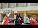 Японский робот-баскетболист