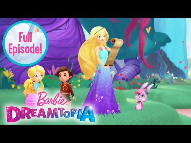 A Mopple Mishap | Barbie Dreamtopia: The Series | Episode 6