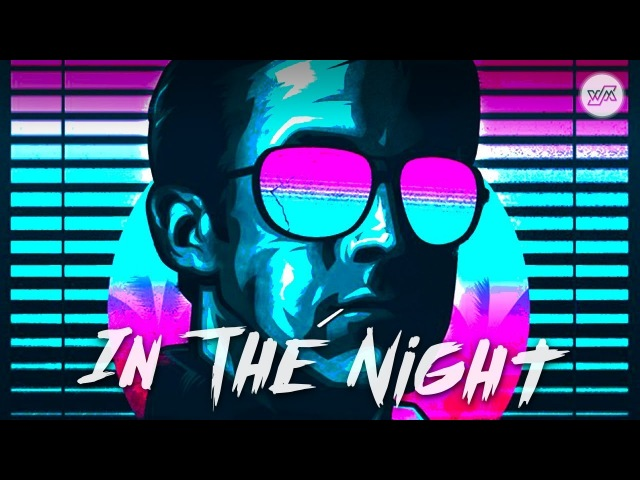 'In The Night' – Retrowave Synthwave Mix