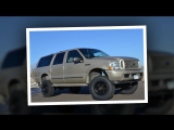 When a 600hp Cummins and an Allison Transmission Come Together in an 2004 Ford Excursion