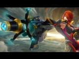 Она собирает долги | Трейлер абсолютного образа Гроза галактики Мисс  Фортуна – League of Legends