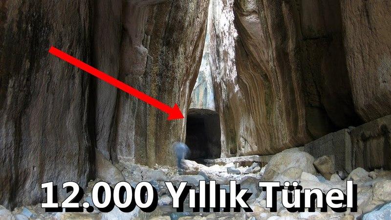 İskoçyadan Türkiyeye Uzanan 12 Bin Yıllık YeraltıTüneli