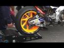 ✅ HONDA RC213V MotoGP 🚀! Экстерьер и выхлоп 😵!