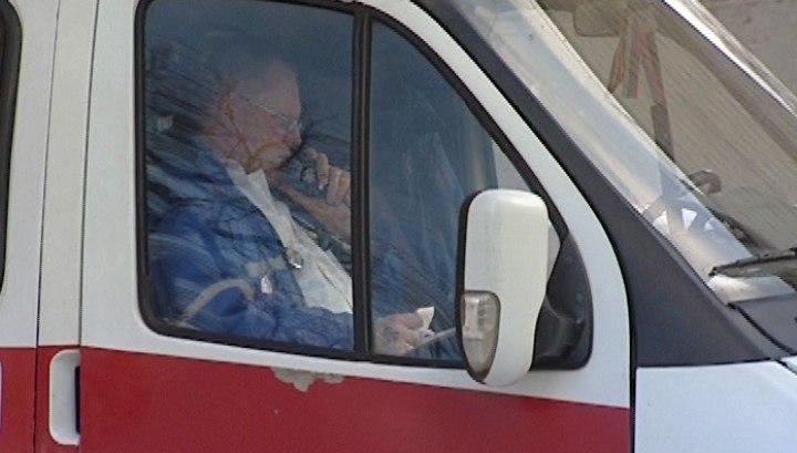 В Томске из окна пятиэтажки выпал мужчина