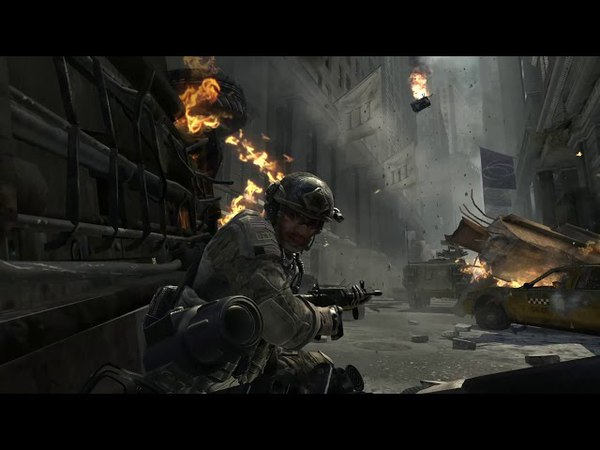 Прохождение Call of Duty Modern Warfe 1