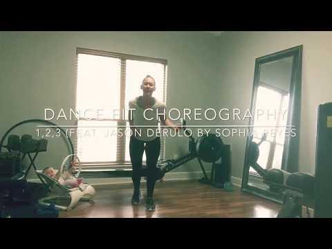 1,2,3 (feat Jason Derulo) by Sofia Reyes- Dance Fit Choreography by Kelsi