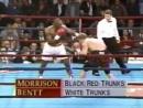 Томми Моррисон vs Майкл Бентт (полный бой) [29.10.1993]