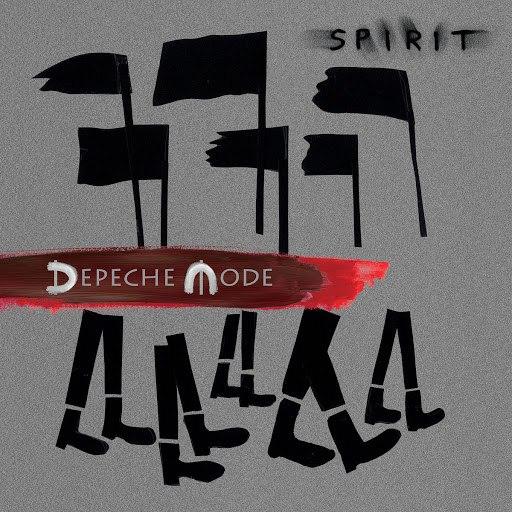 Depeche Mode альбом Spirit (Deluxe)