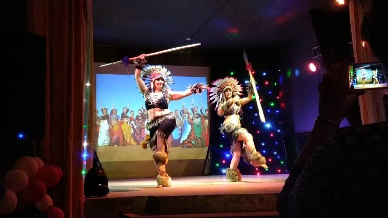 Шоу - Группа ДЖАЯ г. Мурманск и Североморск_Амазонки » Freewka.com - Смотреть онлайн в хорощем качестве
