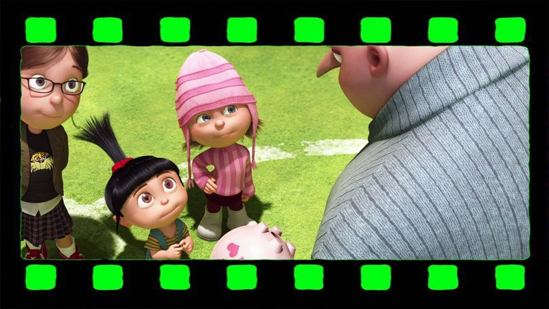 «Гадкий я» — Эпизод 7/11 «Маленькая Агнес отдает свою копилку Грю» (2010) HD
