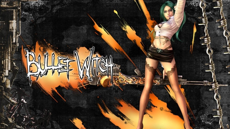 Bullet Witch - PC Launch Trailer