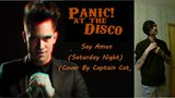 Panic! At The Disco - Say Amen (Saturday Night) (Cover By Captain Cat)