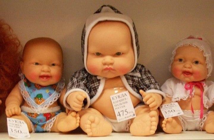 Вот такие бывают детские игрушки. (26фото)
