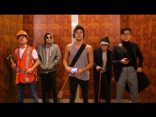 Музыка в лифте