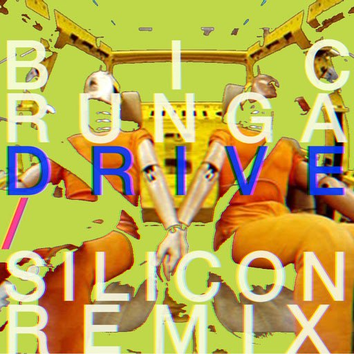 Bic Runga альбом Drive (Silicon Remix)