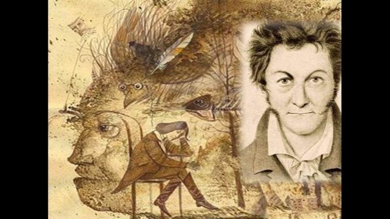 E.T.A. Hoffmann. L'uomo della sabbia. Audiolibro completo in italiano. Letto da Elza Nagornaya.