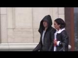 Бузову и Батрутдинова застали на выходе из отеля