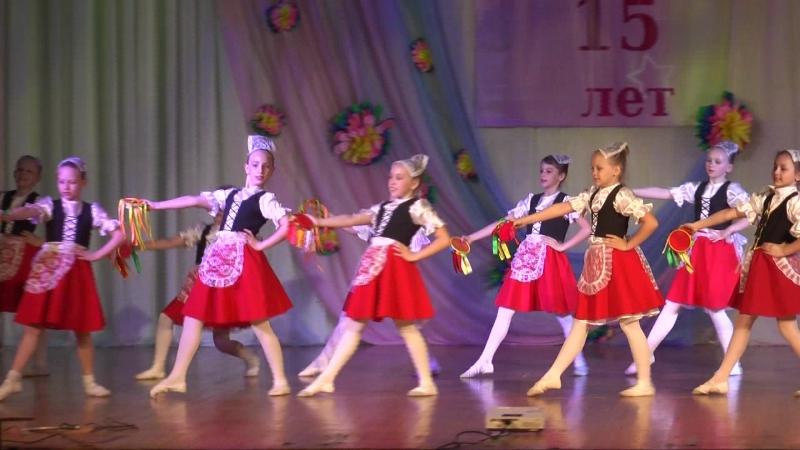 15 лет Самоцветам (Настя все танцы)