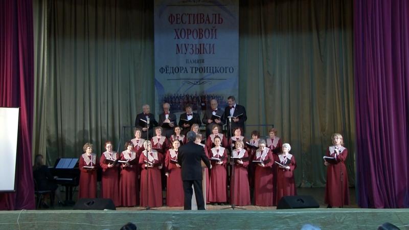 2018-03-14 - VIII фестиваль памяти Ф.Троицкого (Лобня)