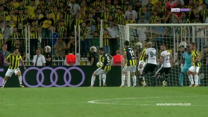 Lig Özetleri 2017 2018 Sezonu 06 Hafta Fenerbahçe 2 1 Beşiktaş