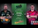 2018 Premier League of Darts Week 6 Whitlock vs Gurney