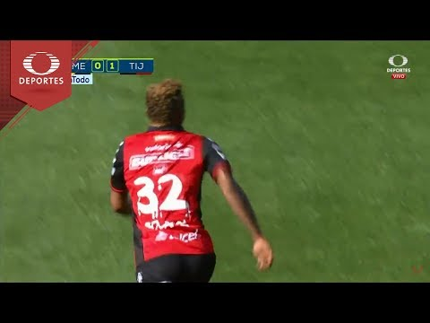 Gol de Miler Bolaños | América 0 - 1 Tijuana | Partido Amistoso | Televisa Deportes