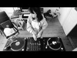 Deep House presents: Amelie Lens vinyl only home session [DJ Live Set HD 720]
